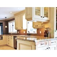 Quality Classical style kitchen cabinet interior of a table room for sale