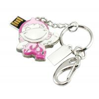 Buy cheap Shinning Diamond USB Flash Disk, High Speed USB Jewelry Flash Drive OEM from wholesalers
