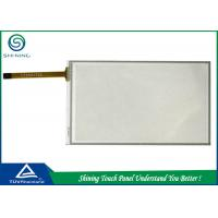 Wholesale Laptop 5 Inch Resistive Touch Screen Overlay 4 Wire Analog Film Glass Structure from china suppliers