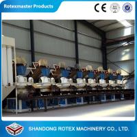 Wholesale Complete wood pellet production line , wood pellet making machine large capacity from china suppliers