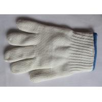 Wholesale White Nomex High Temperature Heat Resistant Gloves Barbecue Gloves from china suppliers