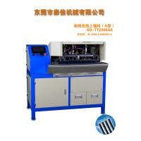 Wholesale Wire Cable Cutting And Stripping Machine AC220V / 50Hz 0.5 - 0.8MPa from china suppliers
