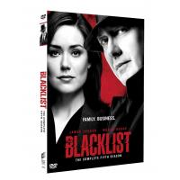Wholesale Movie DVD Box Sets Dolby The Blacklist Season 5 Digital HD with UltraViolet from china suppliers
