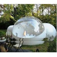 Wholesale Camping Tree Inflatable Bubble House , Outdoor Inflatable Clear Bubble Tent from china suppliers