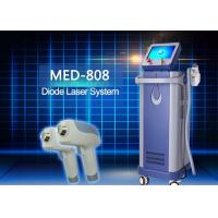 Wholesale Vertical Machine Lightsheer Diode Personal Laser Hair Removal 808nm Beauty Equipment 43KGs from china suppliers