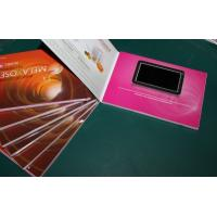 """Wholesale Rechargeable Battery Full colors digital video brochure for gift , 1.8 - 7"""" from china suppliers"""