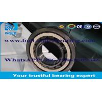 Buy cheap High Speed Rotation Brass Cage Cylindrical Roller Bearing For Automotive / Rolling Mill from wholesalers