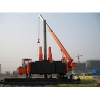 Wholesale Customized Hydraulic Static Hammer Pile Driver for Construction Site from china suppliers