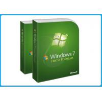 Wholesale genuine Windows 7 Pro Retail Box windows 7 home premium 32bit x 64 bit Retailbox from china suppliers