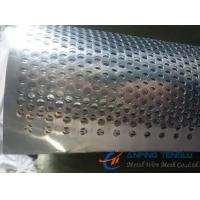 Buy cheap Stainless Steel Round Hole Perforated Metal Coil, 0.2mm to 3mm Thickness from wholesalers