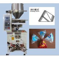 Wholesale triangle bag cheese packaging machinery from china suppliers