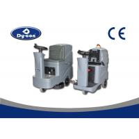 Wholesale Dycon Hospital Hotel And Warehouse Ride Type Floor Scrubber Machine , Medium Size Cleaner from china suppliers