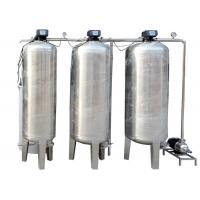 Wholesale SS304 5TPH Reverse Osmosis Water Purification Plant 380V 50Hz 3 Phase from china suppliers