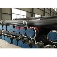 China 5-30mm Wall Thickness LSAW Steel Pipe API Spec 5L Tube Bared Finish For for sale