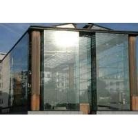 Wholesale 3.2 - 22mm toughened safety Low iron Clear Heat Strengthened Glass from china suppliers