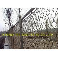 Wholesale Hot Dipped Galvanized / PVC Coated Fence with Galvanized Iron Wire Material from china suppliers