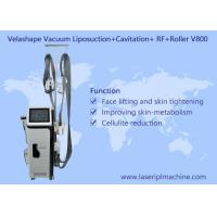 Buy cheap Velashape Vacuum+RF+Lipolaser+Roller Skin Tightening Slimming Machine from wholesalers