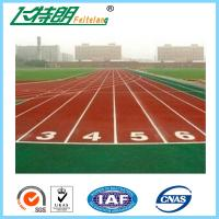 Wholesale Sandwich System Running Track for 13mm All Weather Sport Surface and outdoor running tracks from china suppliers