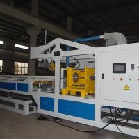 Wholesale Electrical Heating PVC Plastic Pipe End Socketing Belling Machine Full Automatic from china suppliers