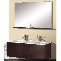 Wholesale Granite Top Double Sink Bathroom Vanities (D1104) from china suppliers