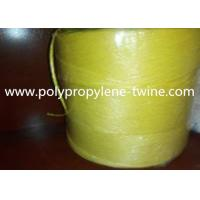 Buy cheap Twist And  UV - Treated Agriculture greenhouse Twine PP Material Banana Tree Tying from wholesalers