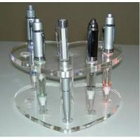 Wholesale 2014 Best Selling Acrylic crystal detachable E cig display stand, showing stand, show shelf from china suppliers