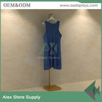 Wholesale Women clothes display showcase wood display clothes shop furniture design from china suppliers