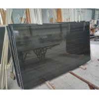 Wholesale Popular Black Marble Chinese Wood Black Marble Black Wood Marble Slab,Marble Tile On Selling from china suppliers