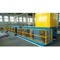Wholesale Automated ISO9001 Copper Wire Drawing Machine , Horizontal Welding Rod / Wire Nail Making Machine from china suppliers