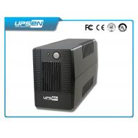 Wholesale Professional Smart 650Va / 390W Offline UPS Black With 12V 7Ah Battery from china suppliers