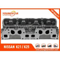Wholesale Engine Cylinder Head For   NISSAN K21 / K25  ; NISSAN	Forklift truck 	K21   K25	2.0 11040-FY501 from china suppliers