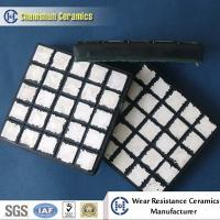 Quality Chemshun The Rubber Mats with Alumina Tile Used in Chemical for sale