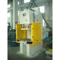 Wholesale Sheet Hydraulic C Type Power Press Machines with Large Capacity from china suppliers