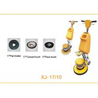 Wholesale 110V / 1.5 HP Terrazzo Floor Cleaning Machine , Marble Floor Buffer Machines from china suppliers