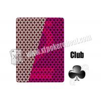 Wholesale Eco 100% Pvc Plastic Marked Deck Card Tricks For Casino Games from china suppliers