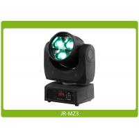 Quality LED Moving Head Zoom, 3x15W, RGBW 4-in-1 Affordable Lighting Equipment for sale