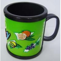 Wholesale beautiful PVC cup for promotion gift from china suppliers