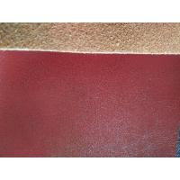 Wholesale Eco Friendly Leather Fabric For Car Seats , 54 Inch Reupholster Car Seats Leather from china suppliers