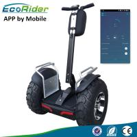 Wholesale EcoRider Segway Self Balancing Scooters Rough Terrain Brushless Motor from china suppliers