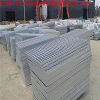 Wholesale galvanized steel grating / welded steel grating/bar steel grates/Galvanized Serrated Steel Bar Grating/Railroad Steel from china suppliers