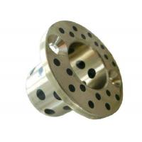Quality Special Plain Bearing Bush Flanged Head Self Lubricating Bronze Bushings for sale