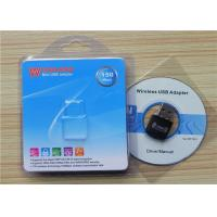 Wholesale Mini USB Wifi Adapter RT7601 Chipset 802.11n Wlan Adapter Driver , 150Mbps Wireless Internet Adapter from china suppliers