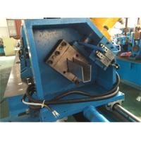 Wholesale ISO Standard Stud And Track Roll Forming Machine / Roll Form Machine Φ52mm Roller from china suppliers