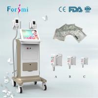 Quality 2 cryo handles Cryolipolysis Fat freeze slimming Machine non-surgery body sculpting 0-100kpa Frozen Head Triple Cooling for sale