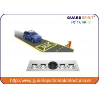 Wholesale Hotel vehicle Security Inspection System , Under Vehicle Bomb Detector With CCTV Camera from china suppliers