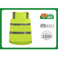 Wholesale Summer Personalised Hi Vis Vest Sleeveless For Men / Women L-56 from china suppliers