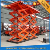 Wholesale 3T 5M 10M Fixed Hydraulic Car Lift from china suppliers