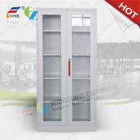 Quality Storage cabinet FYD-W011 dimension:H1850XW900XD400mm, KD,4 adjust shelves for sale