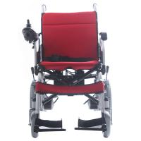 Quality Lightweight Folding Power Wheelchair for sale