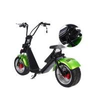 Wholesale Customized No - Foldable 60v 1200w Electric Harley Scooter With CE Certificate from china suppliers